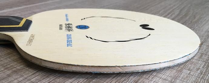 a vendre bois butterfly zhang jike alc concave ventes forum de tennis de table et ping pong. Black Bedroom Furniture Sets. Home Design Ideas
