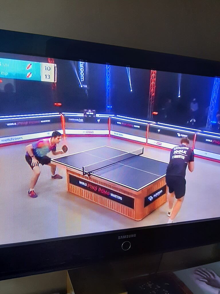 Le World ping-pong Masters en direct sur Sky/youtube/Facebook